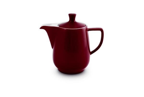 Kaffeekanne 0,9l Bordeaux