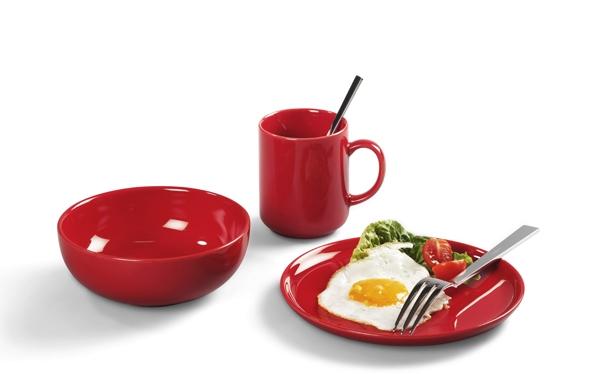 Happymix Rot Frühstücks-Set von Friesland