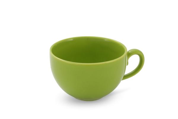 Kaffeetasse Obere Happymix Limette Grün Friesland Porzellan