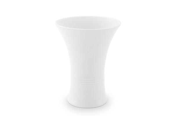 Vase Jeverland Weiß Friesland Porzellan