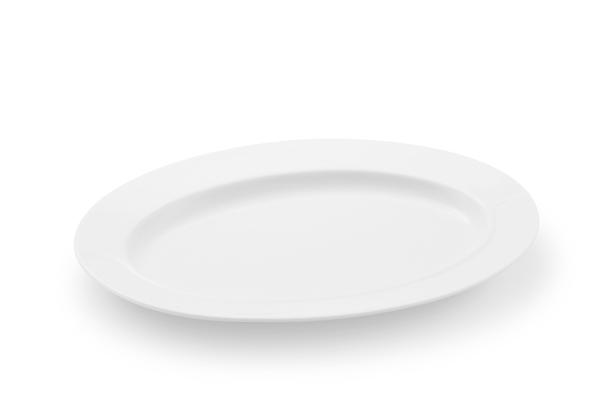 La Belle weiß Platte
