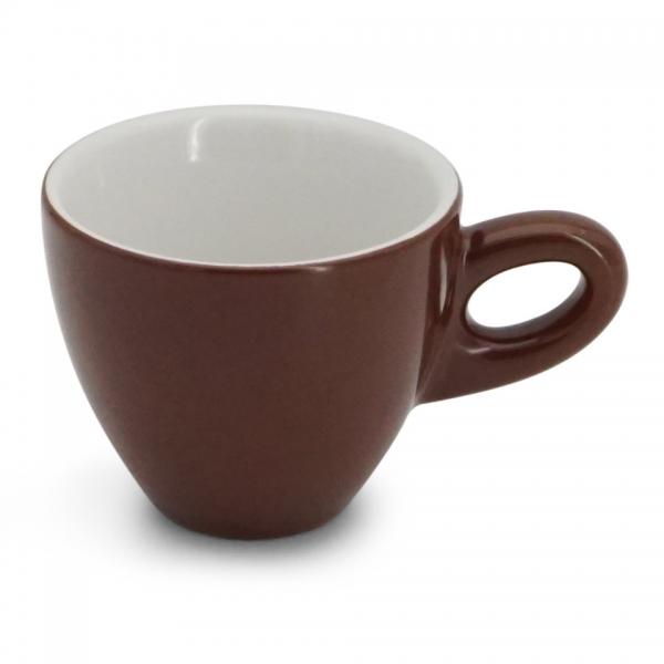 Espressotasse niedrig, 0,08l Alta Schokolade