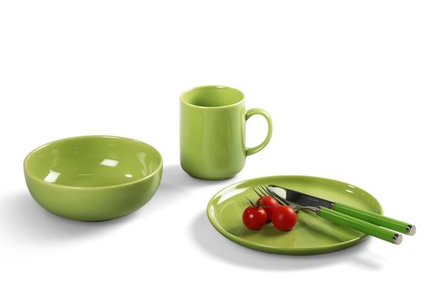 Happymix Limette Frühstücks-Set von Friesland