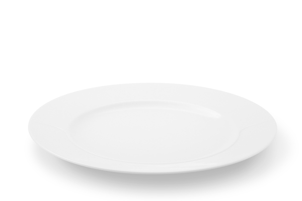 La Belle Weiß Speiseteller