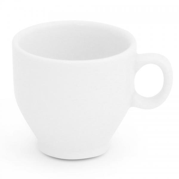 Doppiotasse, alternativer Henkel 0,12l Classic Weiß