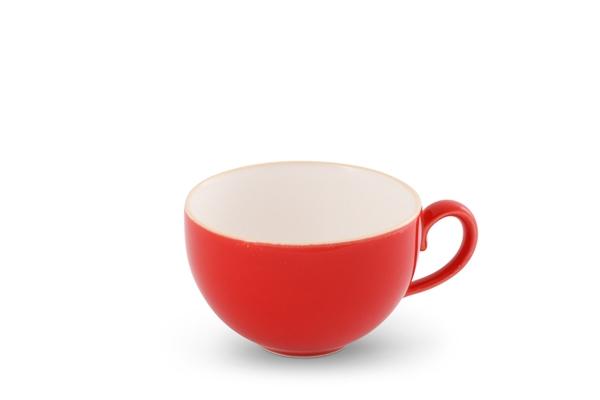 Kaffeetasse Obere Happymix Rot Friesland Porzellan