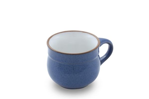 Kaffeetasse Ammerland Blue Friesland Porzellan