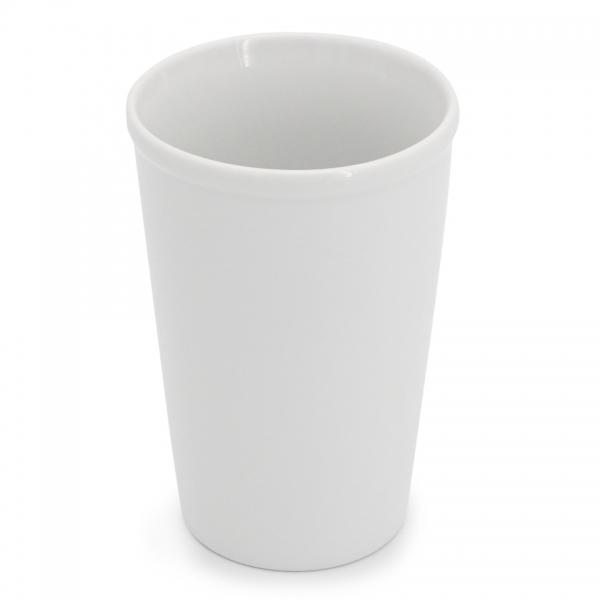 Milchbecher, 0,55l NYNY Weiß