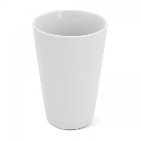 Milchbecher, 0,5l Classic Weiß