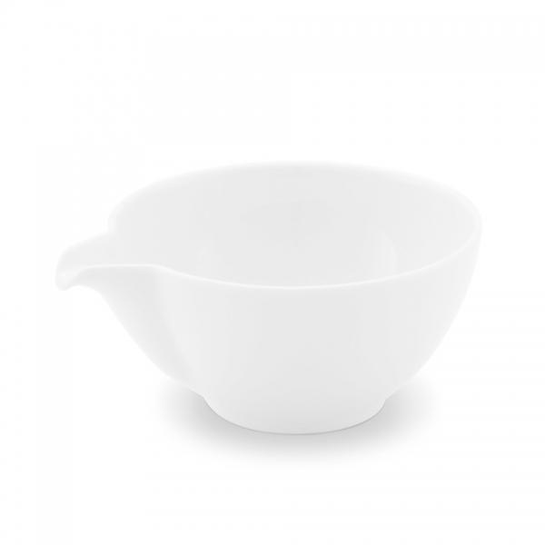 Milchkännchen 0,22l Chai Weiß Friesland Porzellan
