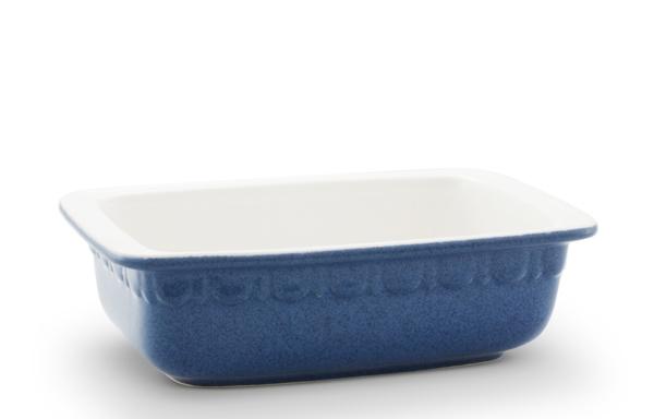Lasagne Form Ammerland Blue Steingut Ceracron Friesland Porzellan
