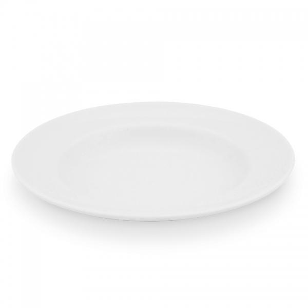 Suppenteller, 23cm Classic Weiß