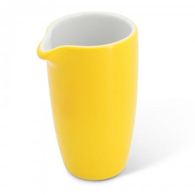 Milchkännchen, 0,15l Alta Gelb Walküre Porzellan
