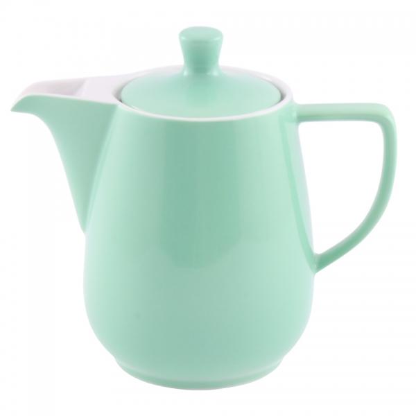 Kaffeekanne 0,9l Pastellgrün Friesland Porzellan