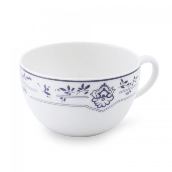 Teetasse 0,15l Atlantis Friesisch Blau Friesland Porzellan