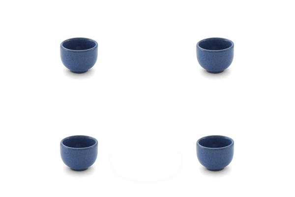 4er-Set Eierbecher Ammerland Blue