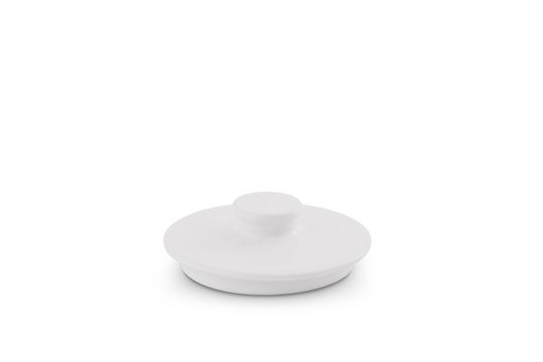 Deckel für Zuckerdose 0,25l Happymix Weiß
