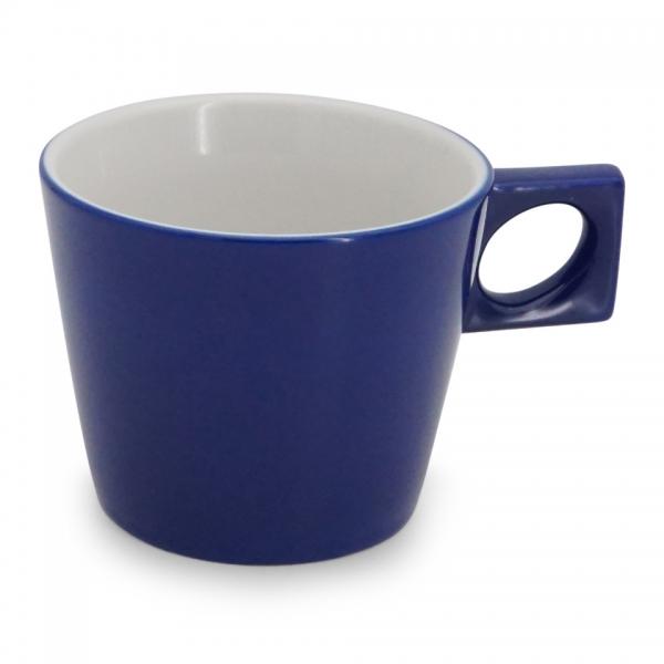 Caffé latte Tasse 0,3l Marine NYNY Walküre Porzellan