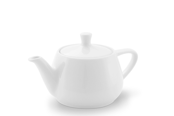 Utah Teapot Teekanne Friesland Porzellan