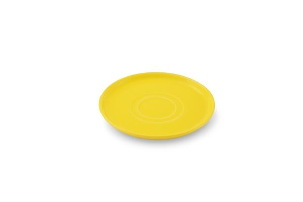 Untertasse 15cmØ Happymix Zitrone
