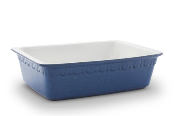 Lasagne Form Ammerland Blue Friesland Porzellan