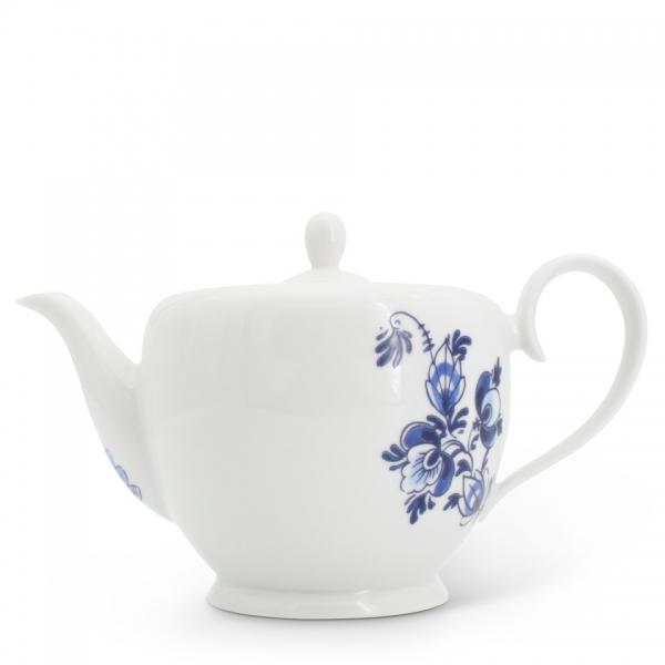 Teekanne 1,25l Atlantis Delfter Blau