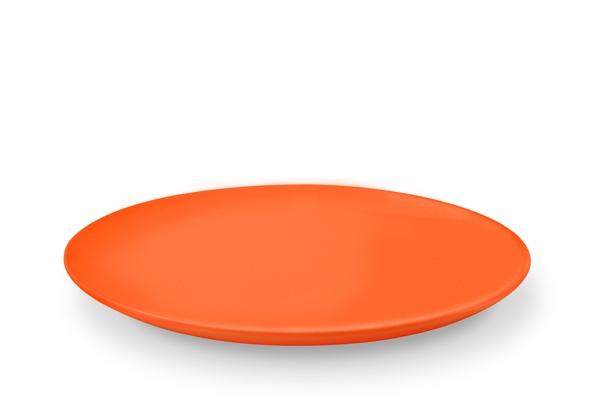 Speiseteller Happymix Orange Friesland Porzellan