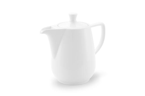 Kaffeekanne 1,4l Weiß
