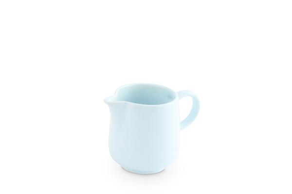 Milchkännchen Pastellblau Trendmix Friesland Porzellan