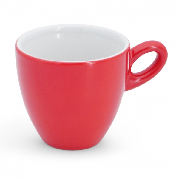 Kaffeetasse, 0,16l Alta Feuerrot Walküre Porzellan