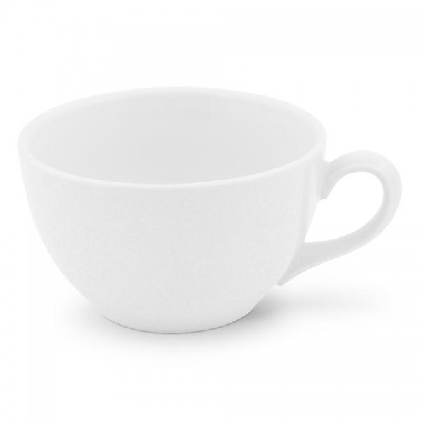 Café au lait Tasse, 0,35l Classic Weiß