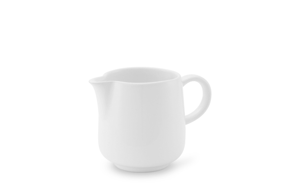 Milchkännchen Happymix Weiß Friesland Porzellan
