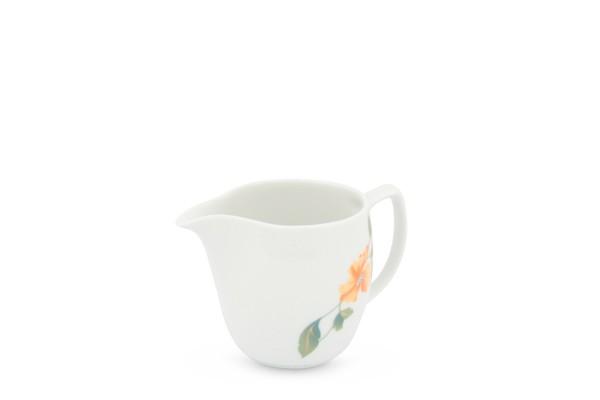 Milchkännchen Blumendekor Life Clematis Friesland Porzellan