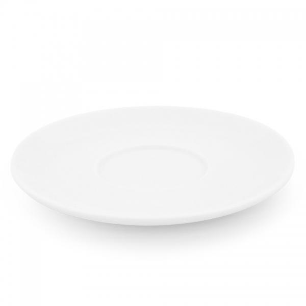 Café au lait Untertasse 18cm Classic Weiß