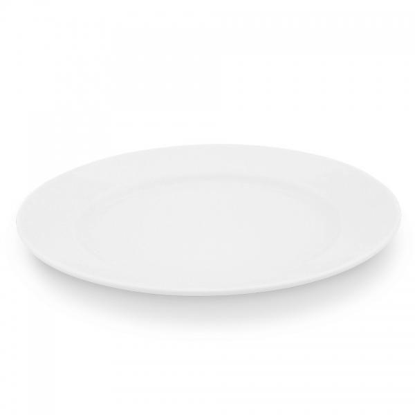 Speiseteller, 28cmØ Classic Weiß