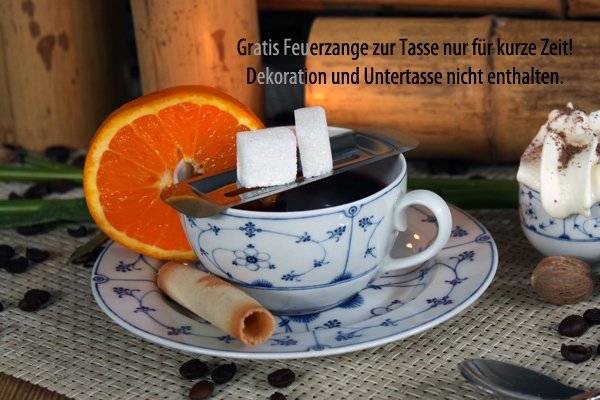 Tee- Obertasse 0,15l Atlantis Teetied