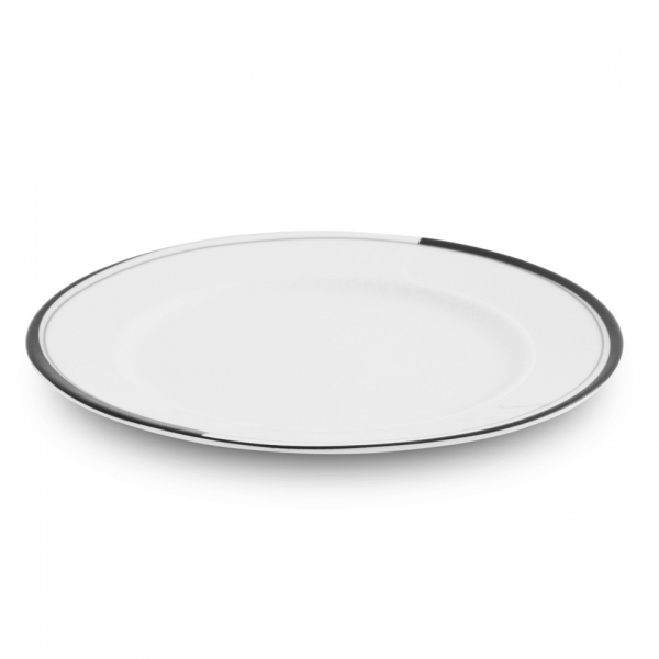 Frühstücksteller 22cm La Belle Black & White
