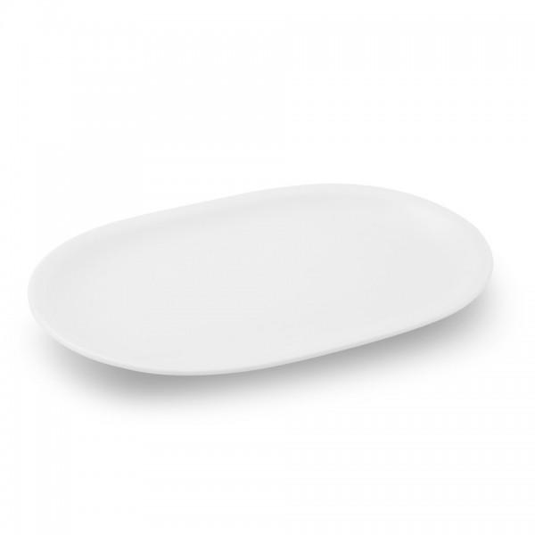 Platte 21,5cm Venice Weiß
