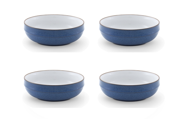 4er-Set Müslischale 16cm Ammerland Blue
