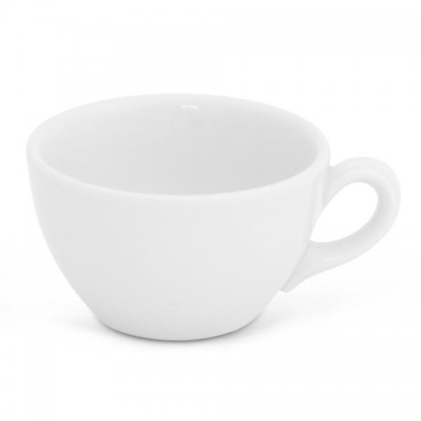 Espressotasse niedrig 0,09l Classic Weiß