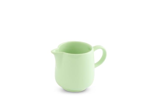 Milchkännchen Pastellgrün Trendmix Friesland Porzellan