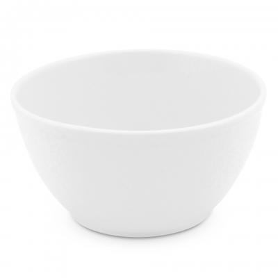 Salatschüssel, 20,5cmØ Buffet Weiß Walküre Porzellan