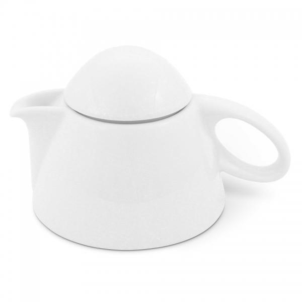Teekanne, 0,4l Alta Weiß