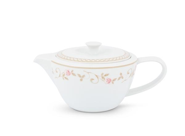 Horizont Rosen Teekanne