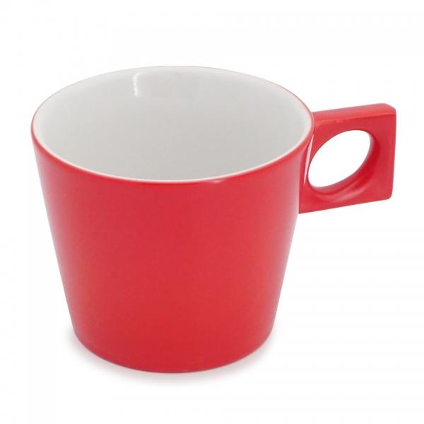Caffé latte Tasse, 0,3l NYNY Feuerrot