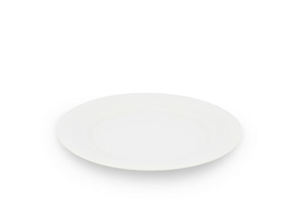 Frühstücksteller 21cm Ø Horizont Weiß
