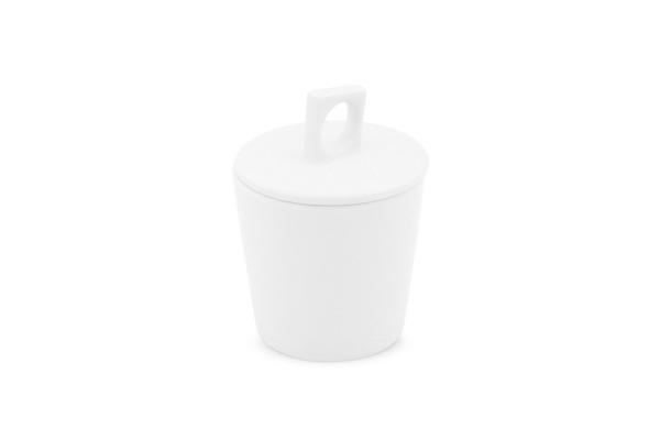 Zuckerdose, 0,18l NYNY Weiß
