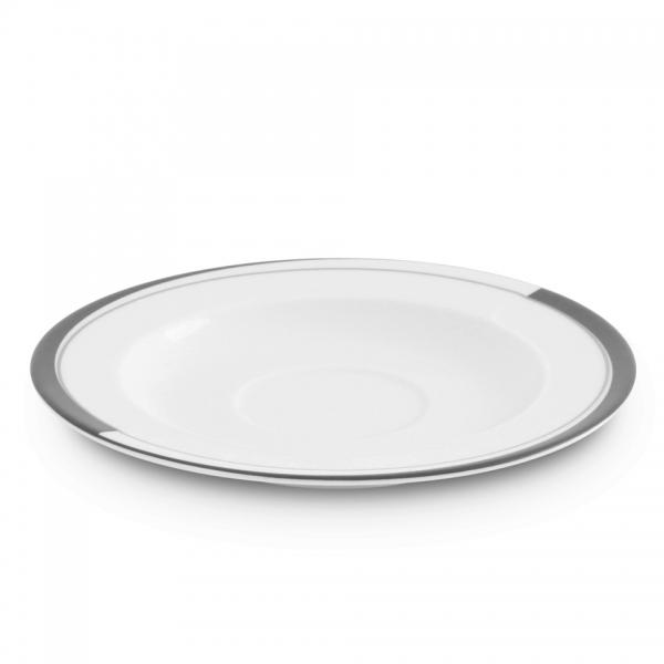 Untertasse 15,5cm La Belle Black & White