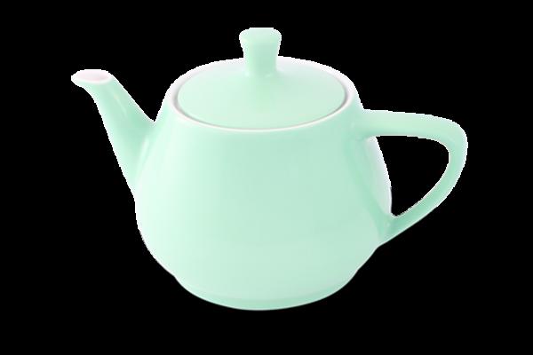 Teekanne 1,4l Pastellgrün - Utah Teapot