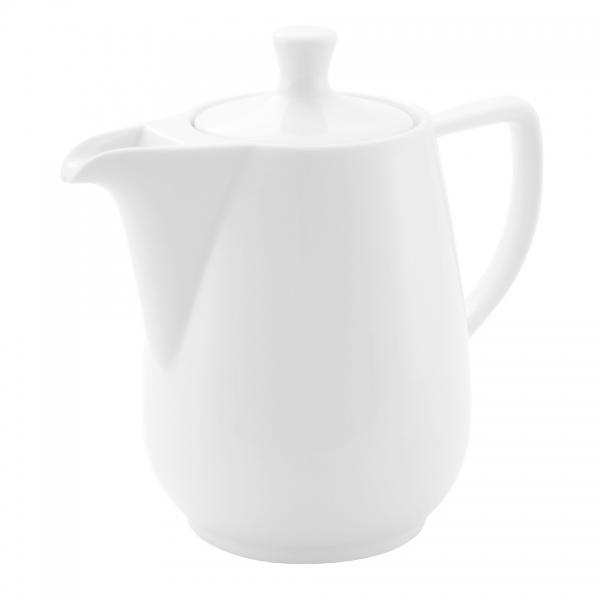 Friesland Haushaltskanne 1,4l Porzellan Weiß